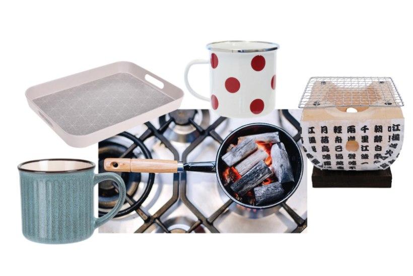 Inspiratsiooniläte: suvises meeleolus koduköök