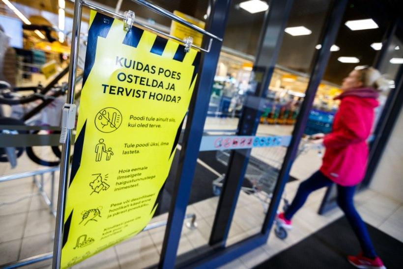 POODLEMISE NIMEL! Uuring näitas, et kriis ei pane säästma, inimesed ihkavad ostlema