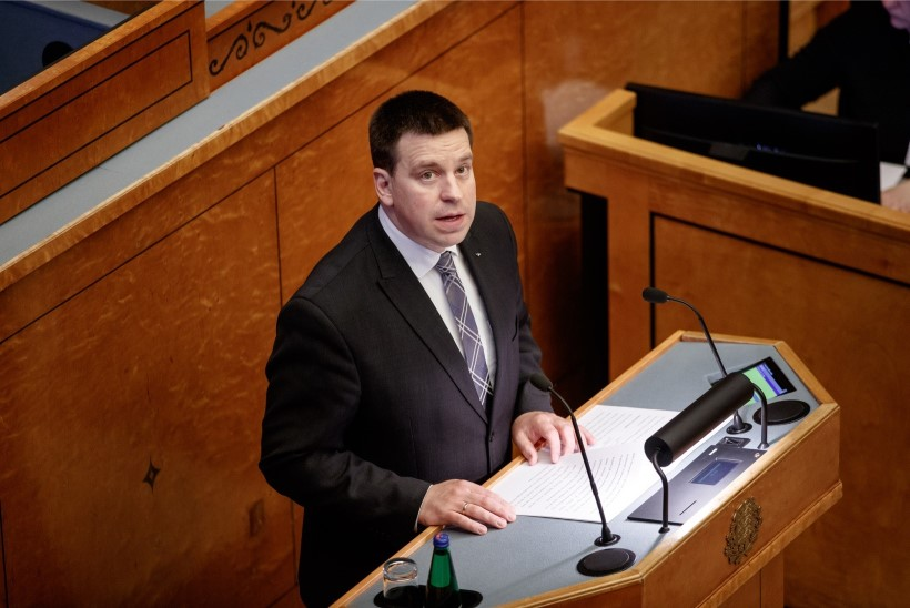 Peaminister Ratas võttis ERJK-küsimuses kasutusele uue taktika: Reformierakonna ründamise