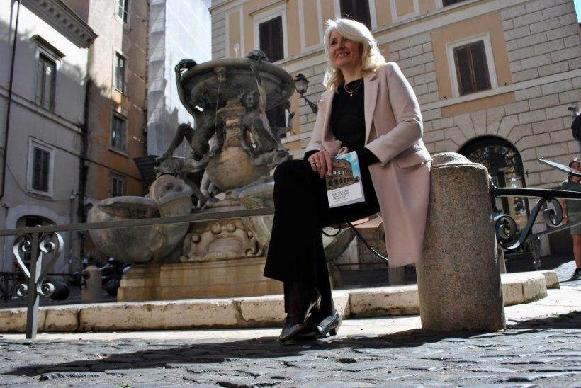 """ÕL VIDEO   """"JÄRGMINE PEATUS""""   30 aastat Itaalias elanud eestlanna: kui keegi küsib mu päritolu, vastan, et olen Roomast"""