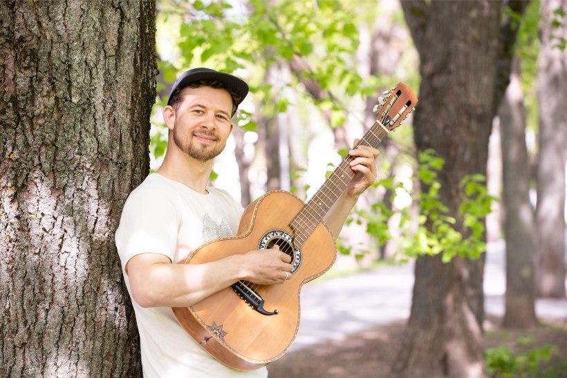 ÕL VIDEO | 30aastaselt kitarrivirtuoosiks ehk Kas vanale koerale enam uusi trikke õpetab?