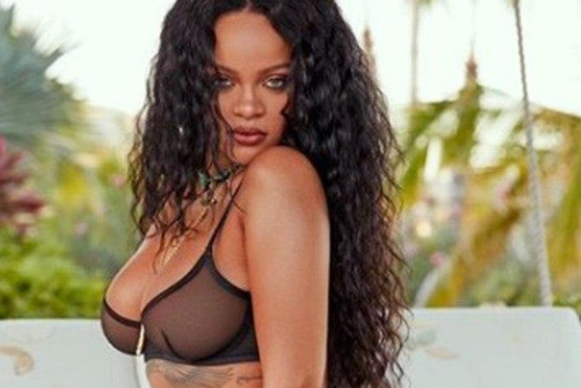 KUUM, KUUMEM, KUUMIM! Rihanna hullutab superseksikate pesufotodega