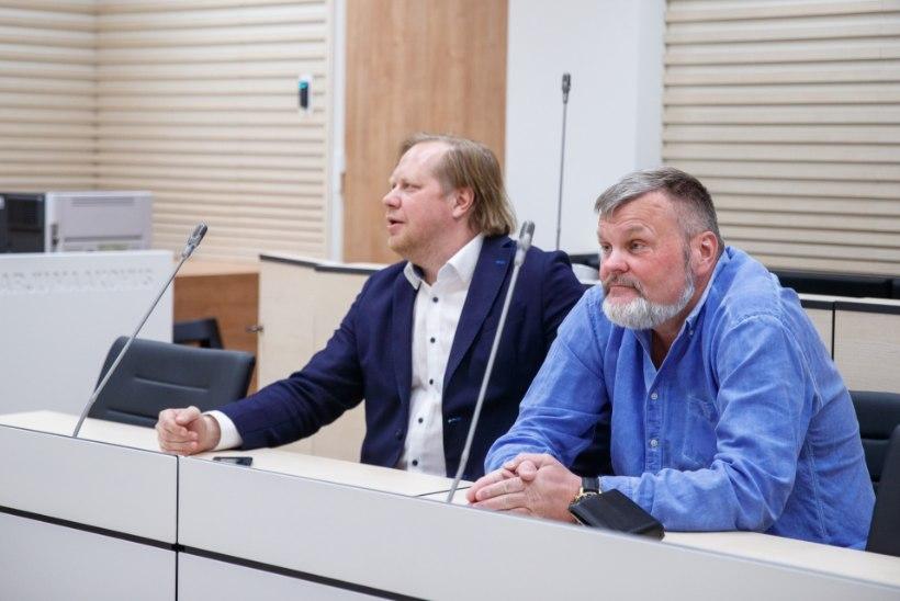 """TALLINNA VIIMASTE LÕBUMAJADE PEREMEES: Kohus karistas Tanel Aaviku """"äripartnerit"""" bordellide pidamise eest"""