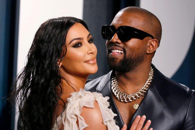 KANYE PAKATAB UHKUSEST: Kim Kardashian sai miljardäriks
