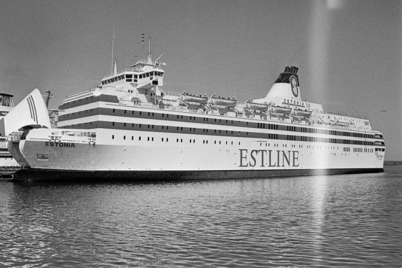 Parvlaev Estonia hauarahu rikkunud rootslastele esitati süüdistus