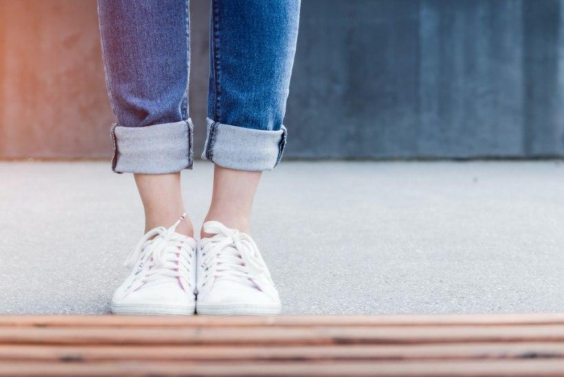 6 nippi, kuidas jalanõude hõõrdumist ennetada