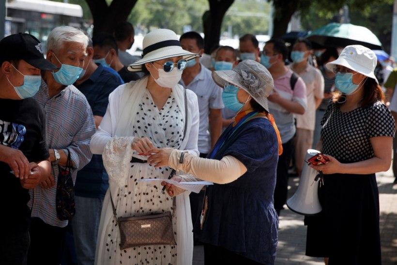 KOROONAVIIRUS MAAILMAS: 10,4 miljonit diagnoositud nakatunut ja üle 504 000 surma. Hiinast võib saabuda uus pandeemia