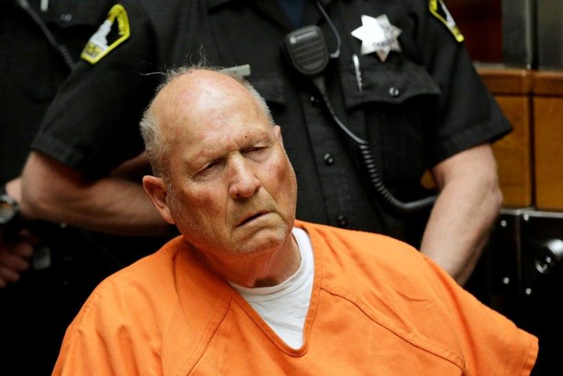 JULM SARIMÕRVAR: endine USA politseinik tunnistas üles 13 tapmist ja enam kui 50 vägistamist