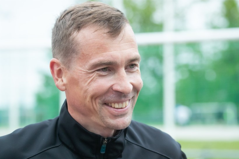 FOTOD   Maratoonar Nurme näitas 800 meetri meestele kandu, laskesuusakoondise peatreener püstitas Eesti rekordi