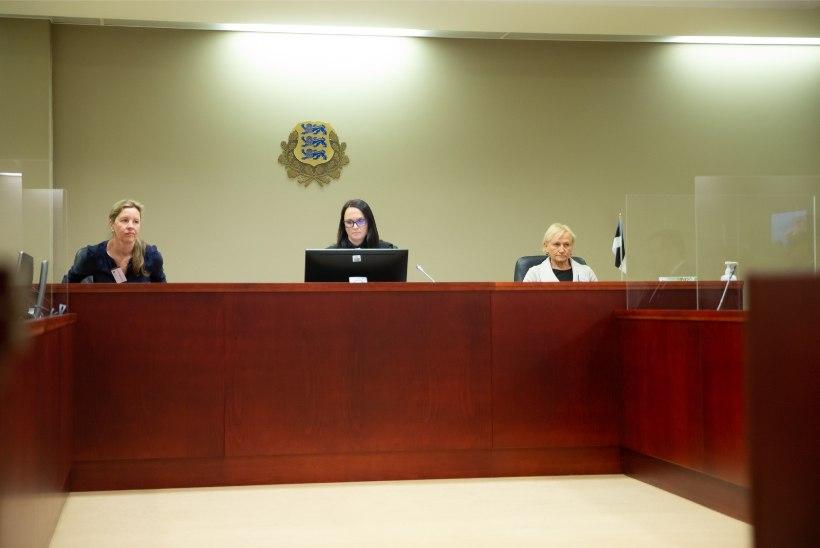 FOTOD | Läheb venitamiseks: Tartu endise abilinnapea Kajar Lemberi protsess käivitub vaevaliselt