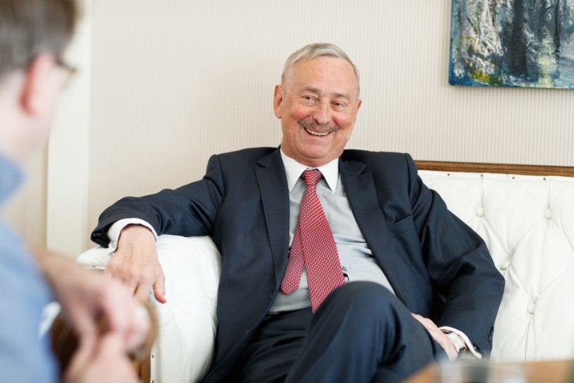 """Siim Kallas: """"Kuni seal on perekond Helme, pole võimalik EKREga koostööd teha."""""""