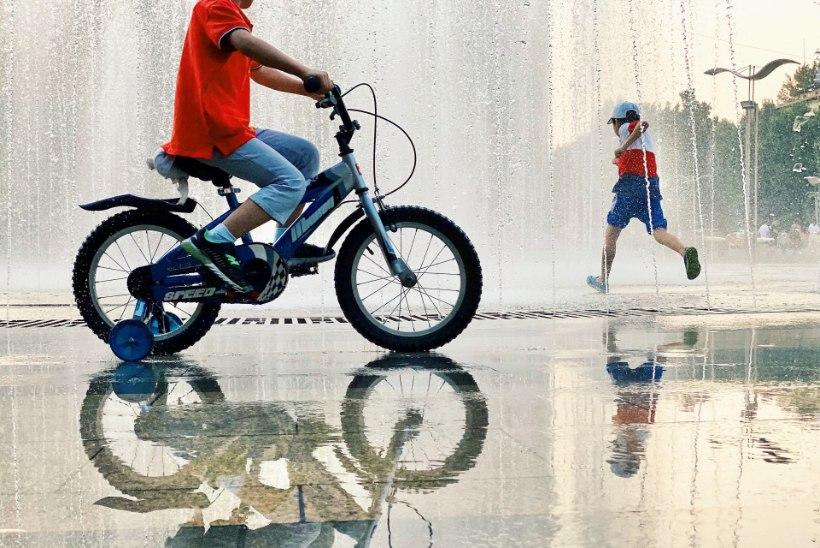 VIDEO | Kas sinu laps teab, kuidas rattaga ohutult liigelda?