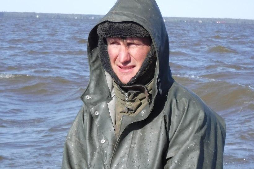 """Raio Piiroja: """"Kaks korda olen ennast merel väga täbarasse seisu pannud ja korra on ahnus tahtnud paadi ära uputada."""""""