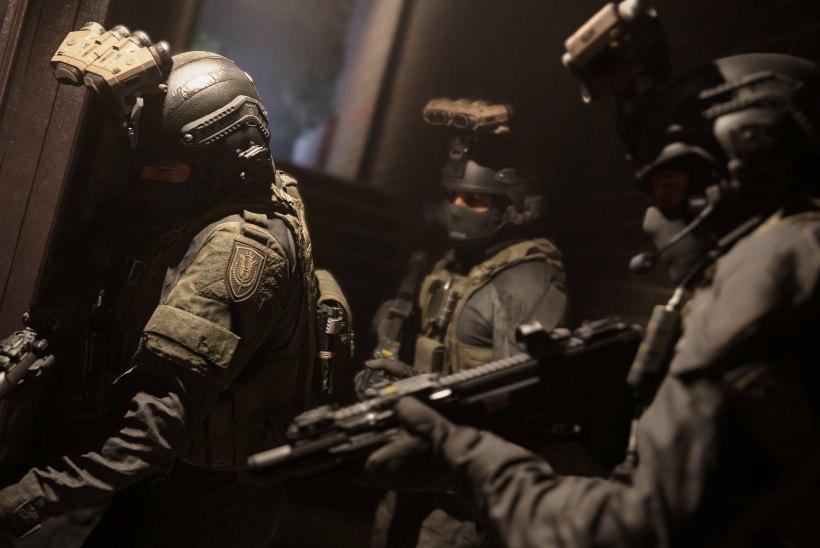 """""""Call of Duty"""" loojad lubavad tulevikus mängusisese rassismi karmimalt ette võtta"""