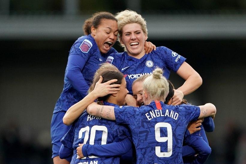 TOHOH! Liigatabelis teisel kohal olnud Chelsea krooniti Inglismaa tšempioniks