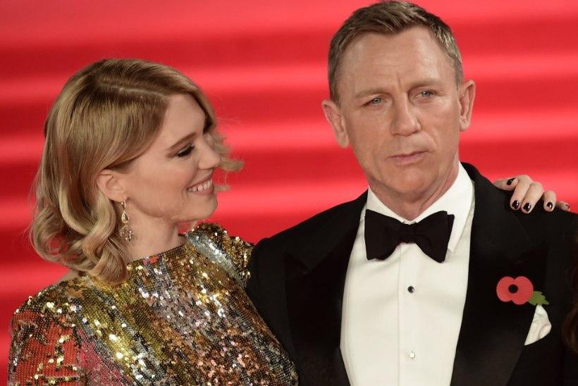 James Bondil on uues filmis viieaastane tütar!