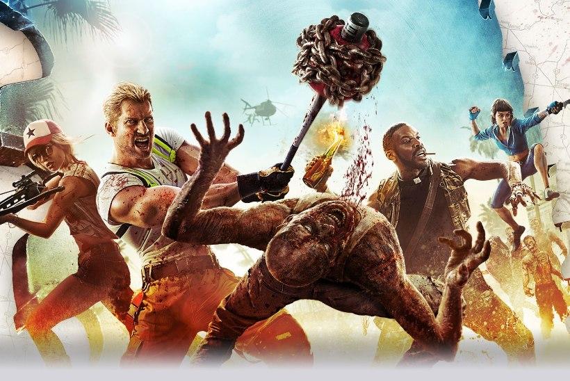 """Õnnetu ajalooga """"Dead Island 2"""" viis aastat vana prototüüp jõudis mängijate näppude vahele"""