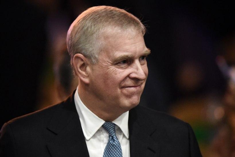 USA palub, et Briti võimud sunniksid prints Andrew'd tunnistusi andma