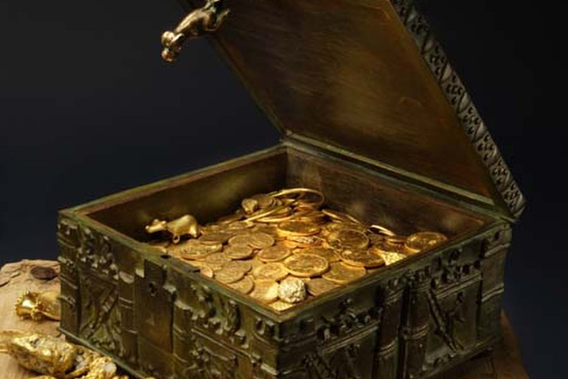 AARDEJAHT SAI LÄBI: õnneseen leidis Forrest Fenni miljonidollarise varanduse