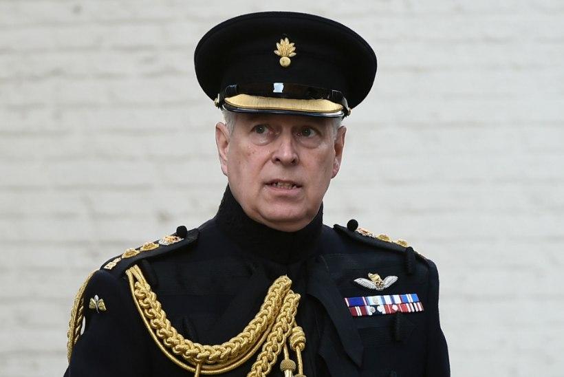 SEGASED LOOD: kas prints Andrew on nõustunud FBIga rääkima?