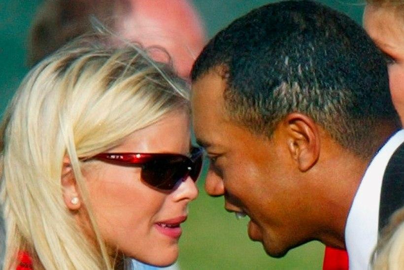 121 SEKSIPARTNERIT: golfilegend Tiger Woods vahetas armukesi sagedamini kui mõni mees aluspükse
