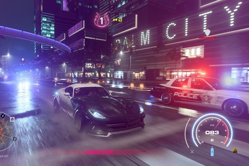 """""""Need for Speed"""" seeria kihutas uue arendaja kätte, mullune """"Heat"""" liigub ristvõrku"""