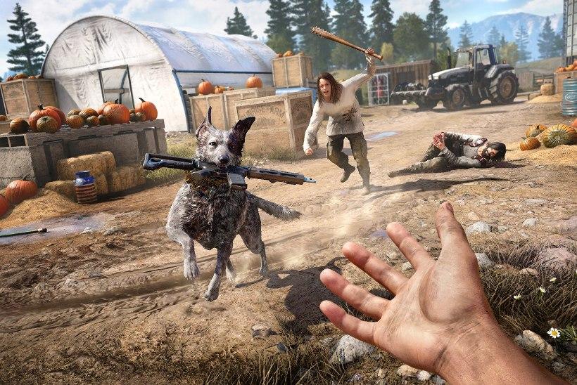 """SAHINAD: juulikuus kuulutatakse välja """"Far Cry 6"""""""