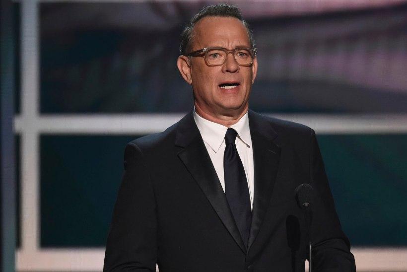 Koroonatõbe põdenud Tom Hanks häbistab neid, kes maski ei kanna