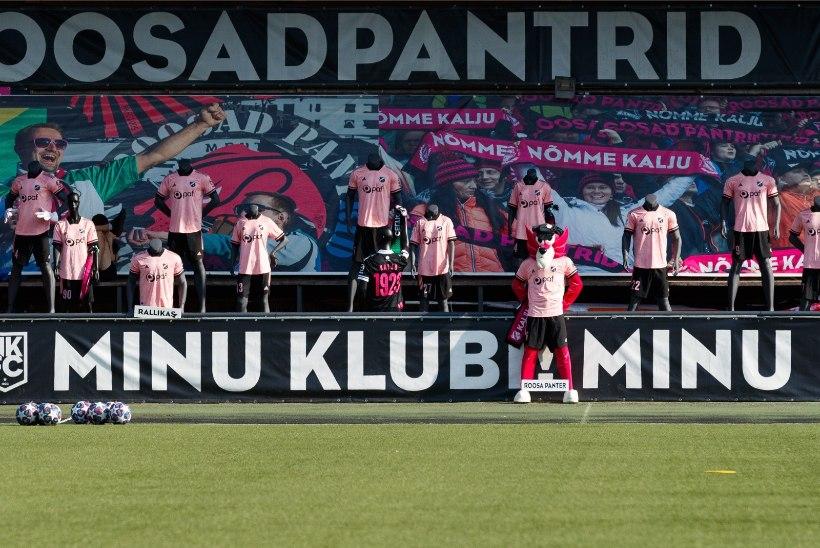 JUHHEI! Pealtvaatajad pääsevad viimaks Eesti tippjalgpalli vaatama
