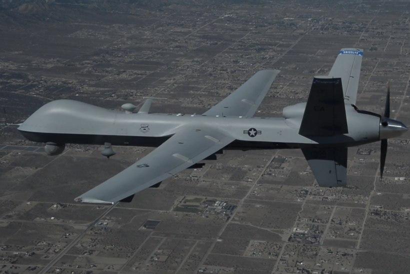 FOTOREPORTAAŽ | USA luuredroonid lendavad eestlaste peade kohal nüüd igapäevaselt!