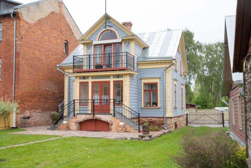 HERNE TÄNAVA KODU: lammutusvalmis majast sai Supilinna pärl