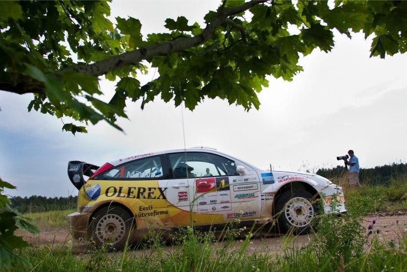 RETRO   Markko Märtin esimese Rally Estonia finišis: ma ei välista midagi, võib-olla tuleb tuhin taas peale
