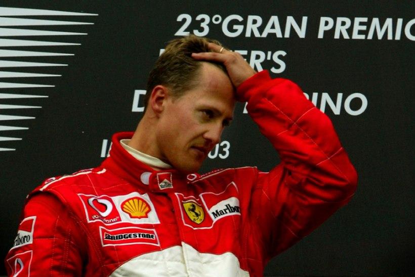 Inglismaa väljaanne: Michael Schumacheri seisund on kõvasti halvenenud