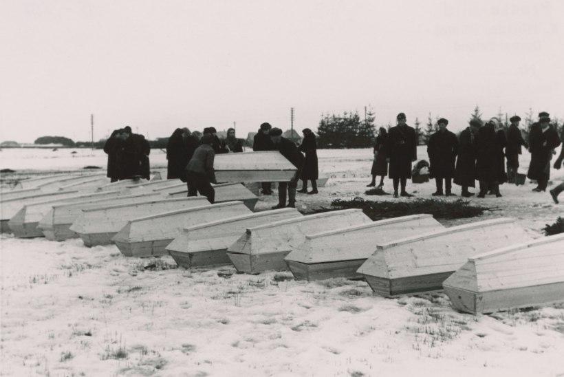 VERESAUN TARTU VANGLAS: eestlasi tapsid suuremalt jaolt eestlased ise
