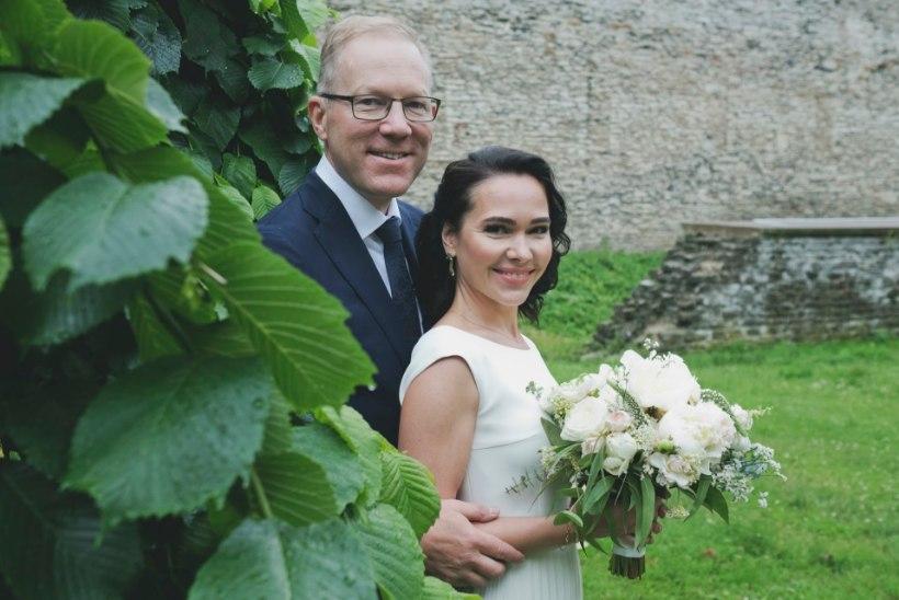 FOTOD | Marko Mihkelson ja Tuuli Semevsky abiellusid: üllatuspidu rabas meid täielikult jalust