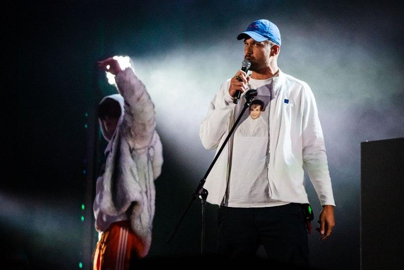 TV3 VIDEO | Reket esineb jazzifestivalil: tahaks pigem publiku seas olla kui laval
