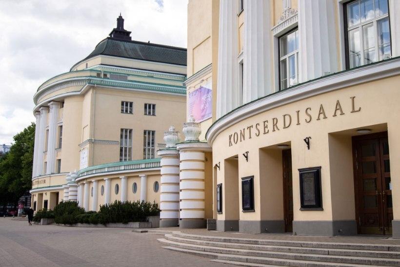 Estonia teatri usaldusisik on selgunud
