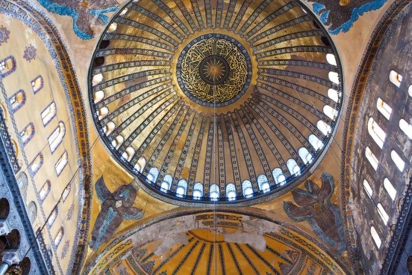 Hille Hanso: Hagia Sophia muutmine mošeeks on marurahvuslaste, mitte paduusklike meeleheaks