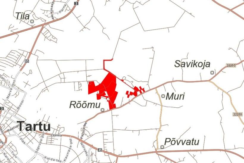 Kaardid: Rally Estonia vallutab ilmselt neli Eesti maakonda