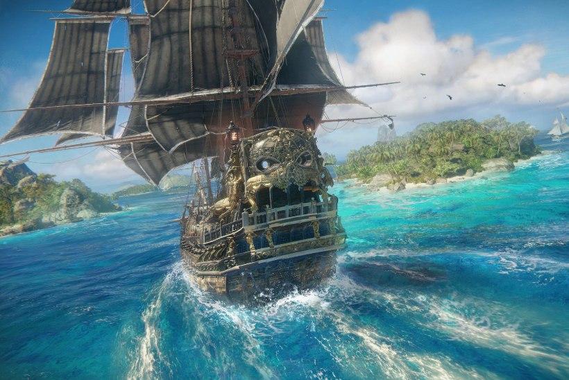 """MIKS OOTAME? Ubisofti piraadimäng """"Skull and Bones"""" on läbi elanud äärmiselt suure muutuse"""