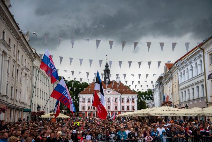 Rally Estoniale lubatakse kuni 20 000 inimest, piletid tulevad müüki augustis