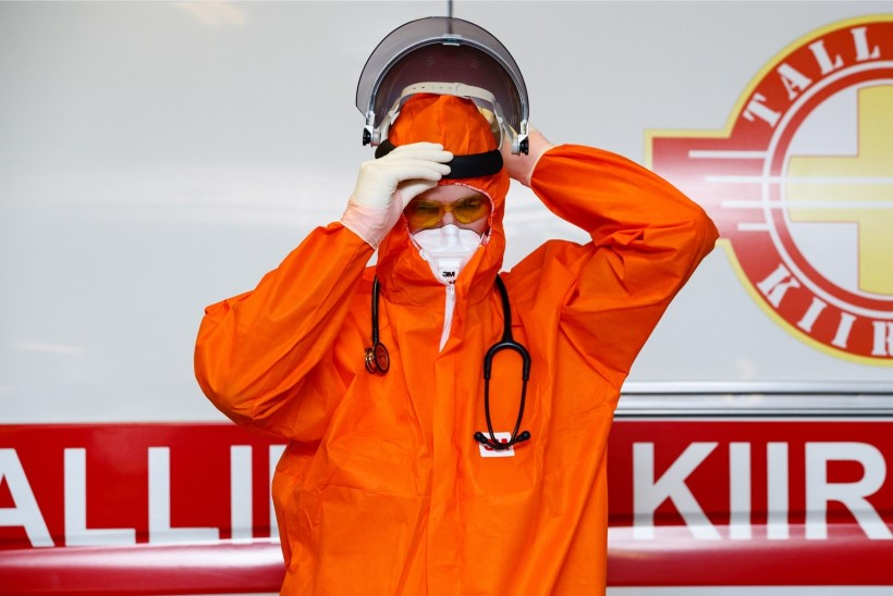 KOROONAVIIRUS MAAILMAS: 13 miljonit haigusjuhtumit ning 576 000 surma. California taaskehtestab liikumispiirangud
