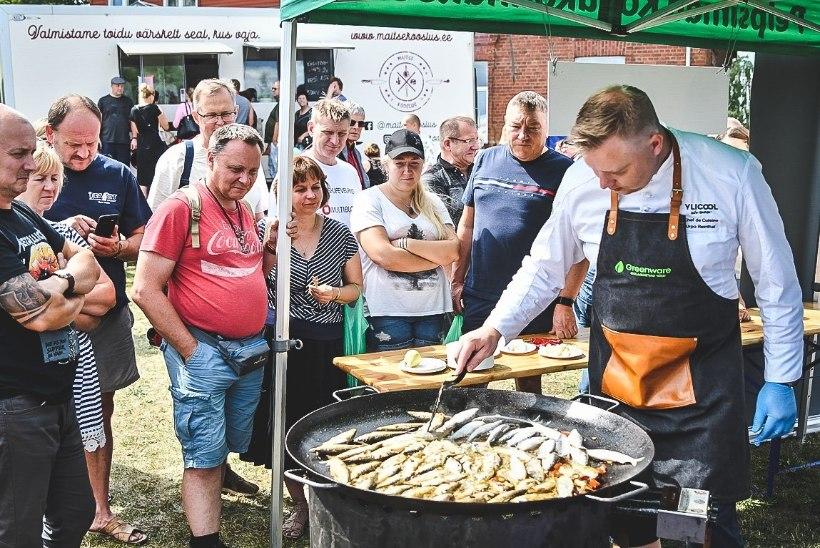 Peipsi kandi rahvas kutsub kõiki Eestimaa gurmaane rääbisefestivalile