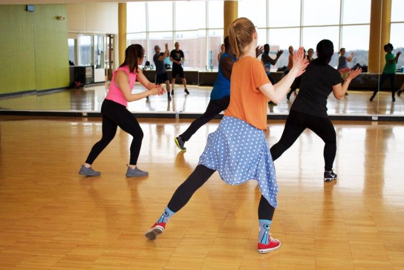 Kümme põhjust, miks hakata tantsutrennis käima