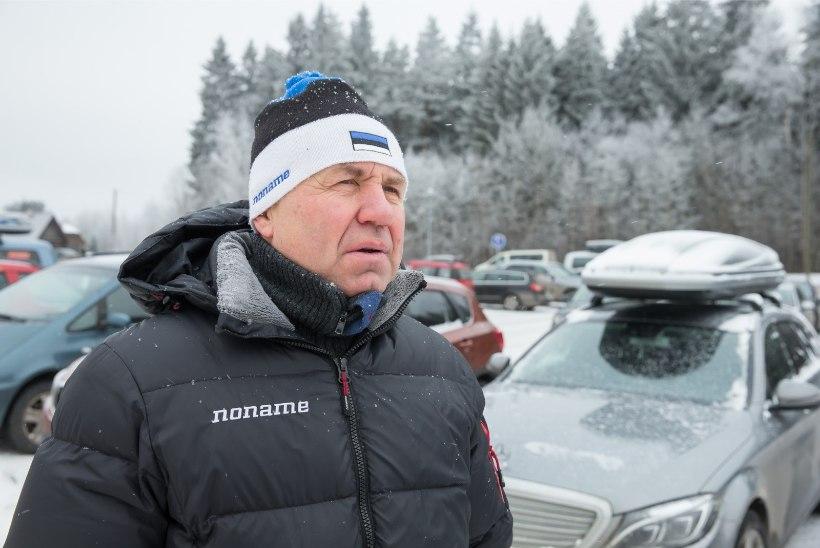 Suusakoondise peatreeneriks valiti Jaanus Teppan