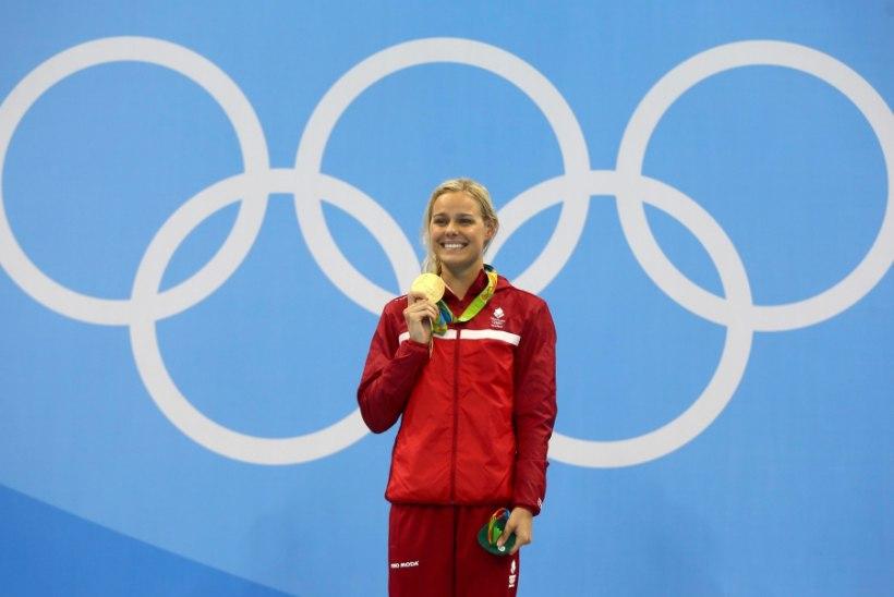Taani ujuja pihtimus: olümpiakullaga kaasnesid vaimsed probleemid