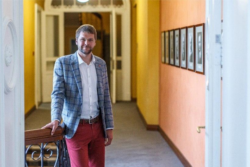 """Jevgeni Ossinovski: """"EKRE on ehitatud üles väga küüniliselt, väga külmavereliselt ja Eesti ühiskonna jaoks ohtlikult."""""""