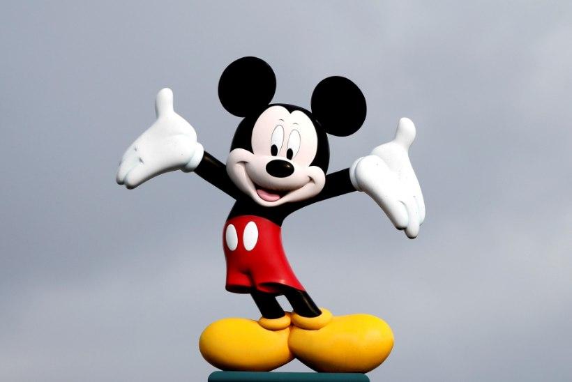 MÄLUMÄNG   10 küsimust Disneyst