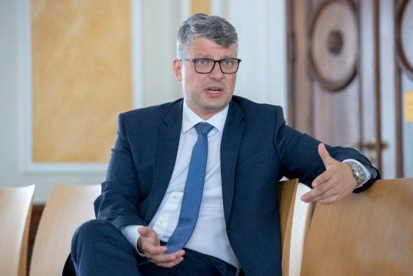 Mihhail Korb: Erakondade rahastamise järelevalve komisjon kiusab Keskerakonda meelega