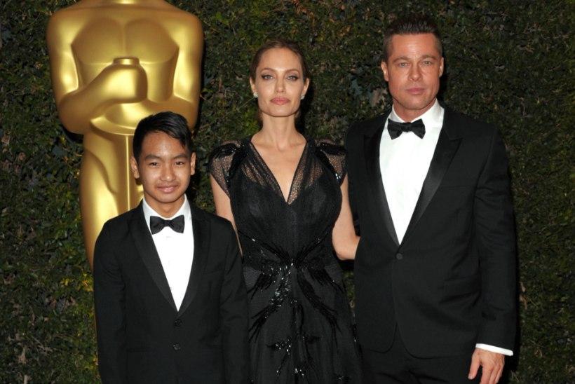 Aastaid tagasi tülli läinud Brad Pitt ja poeg Maddox pole endiselt ära leppinud